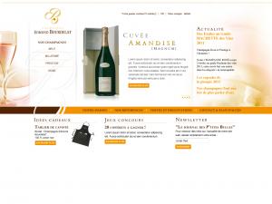 Webdesign Champagne