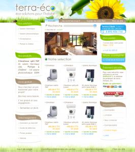 web design éco-solutions