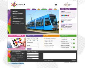 Webdesign Tramway